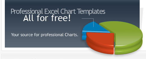 download free excel chart template  samples  tools  addins   www    free chart templates