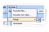 Excel Addin Ex-Tools