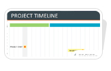 Free Excel Project Time Line Template